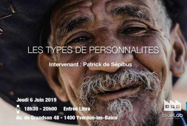 LES TYPES DE PERSONNALITES