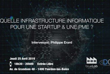 QUELLE INFRASTRUCTURE INFORMATIQUE POUR UNE START-UP OU UNE PME?